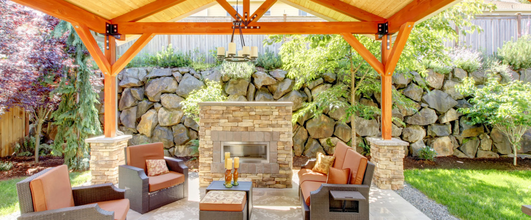 Are you dreaming of a beautiful summer night on your new patio?